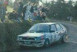 Bruno Saby Lancia Delta HF 4 WD